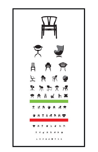 Eye Exam poster by Blue Ant Studio