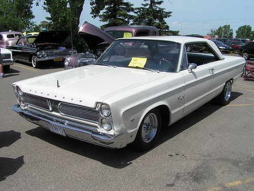 1966 Plymouth Fury III From