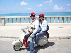 Vespa World Days 2008 - Cefal (Sicily) (vespaofficial) Tags: bike vespa ride scooter passion piaggio passione raduno cefal vespisti vespista worldvespadays