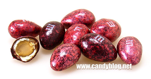 Raspberry Almond M&Ms Premiums