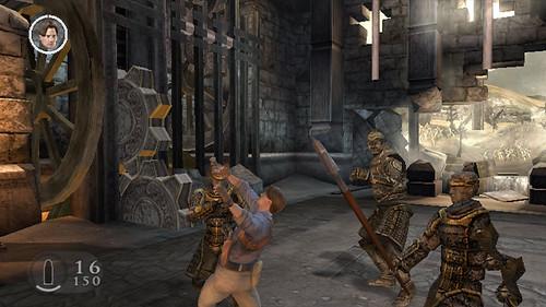 La Momia 3 juego Sierra