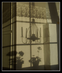 Shadow on wall (Jom Manilat) Tags: window wall sweden lappland lapland sverige summerhouse shodow norrland aficionados norrbotten aficinonados