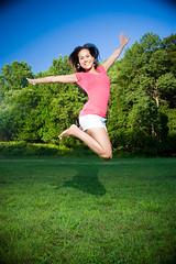 Jen Jumping