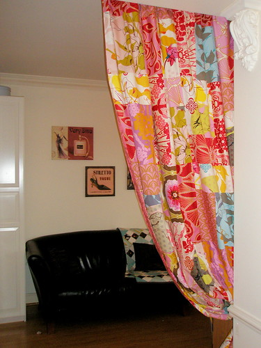 Curtain for my Study