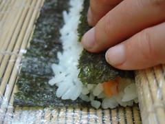 Como fazer sushi ~ 13