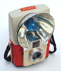 Coca-Cola Brownie Starflash (John Kratz) Tags: camera classic film vintage d50 nikon kodak flash 127 collection explore vintagecamera brownie cocacola premium kratz starflash explore13