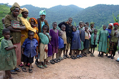 Sandal donations support African Village