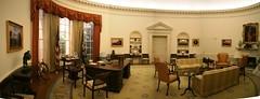 Oval Office IMG_1001-5 (OZinOH) Tags: panorama museum michigan president whitehouse stitching grandrapids geraldford ovaloffice grandrapidsmichigan