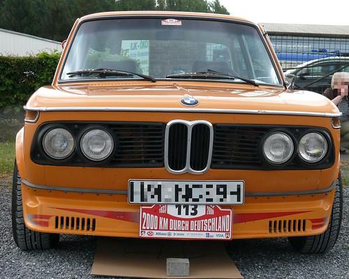 Vehicle : 1971 BMW E06 2002 ti