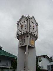หอนาฬิกาเก่า เชียงราย
