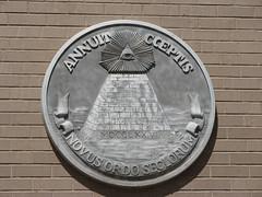 Annuit Coeptis (I owe my soul...) Tags: washington spokane state united courthouse states novus ordo seclorum annuit coeptis