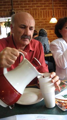 Visit to Al Ameer Restaurant