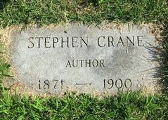Stephen Crane, Author, Red Badge of Courage