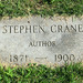 Stephen Crane, Author, Red Badge of Courage