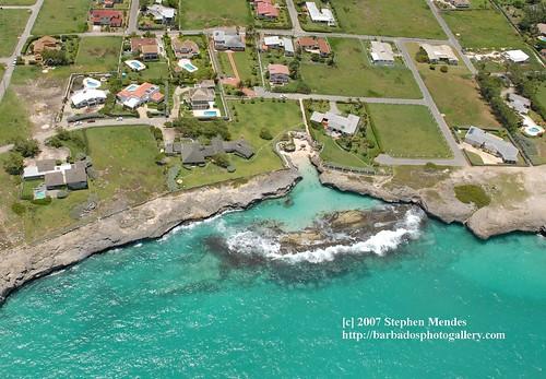 Shark Hole Barbados Barbados Sharks Hole