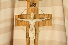 Gewand St. Pius X.