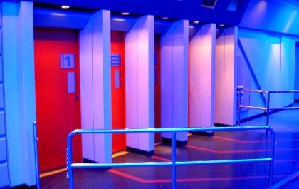 Eingang zum Starspeeder Disneyland Paris
