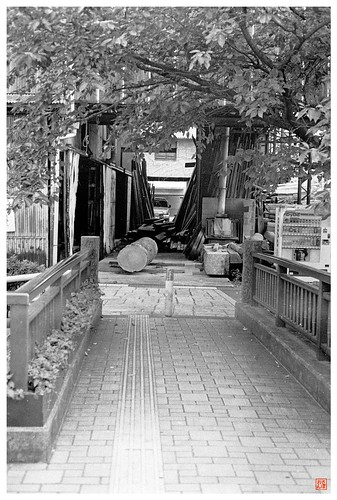 Ogaki Monochrome 080814 #01