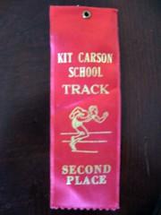 track ribbon