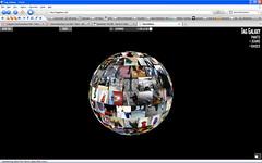 Tag Galaxy Screenshots