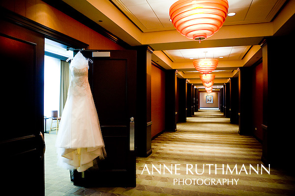 hotel orrington wedding photographer