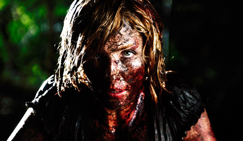 Kelly Reilly in Eden Lake