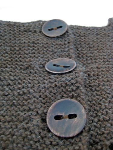 FLS Sweater- Buttons
