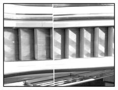 StairS II (nats.ismach) Tags: world trip travel blackandwhite bw white black blancoynegro latinamerica americalatina southamerica argentina argentine america canon shopping photography photo stair foto photographie escalera reflejo latinoamerica fotografia imagen nats sudamerica fotografía américadosul photografy amériquedusud zuidamerika argentinien escalon americadelsur escaladegrises paseoalcorta trotamundo аргентина アルゼン