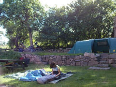 camping summer holiday denmark cycling danmark aero kamperen zomervakantie fietsvakantie bolkemose