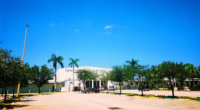 Suncoast High School, Riviera Beach, Florida. Photo taken on 9/6/08.