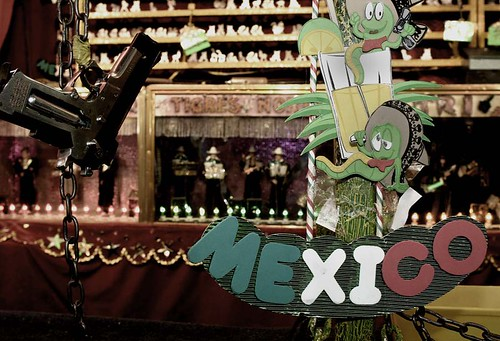 Michoacan y el Narco Cantina