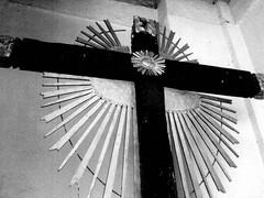 San Pedros Cross of salvation