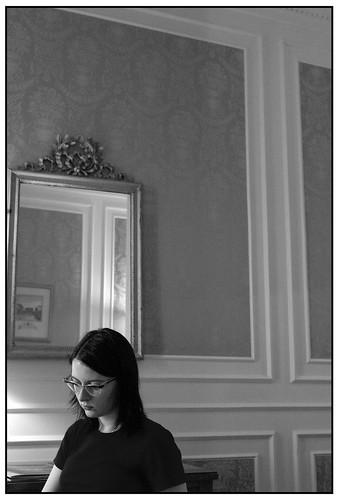 In the Grand Hotel Villa Medici