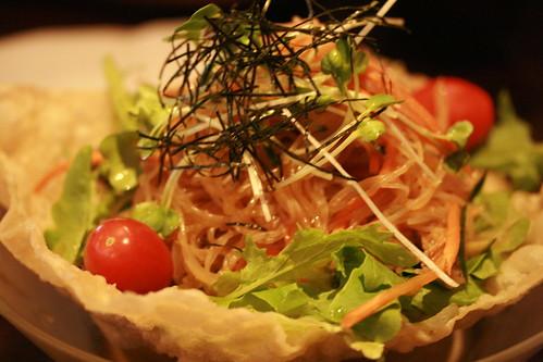 Musha, Torrance, CA - Harasume Salad