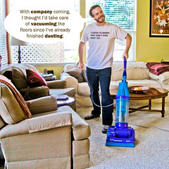 115.365 - Porn for Women: Vacuuming