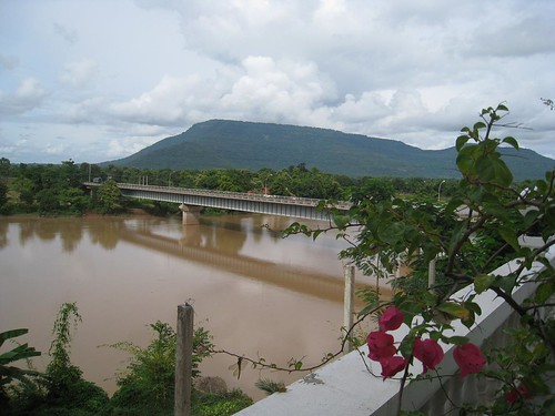 View from Pakse