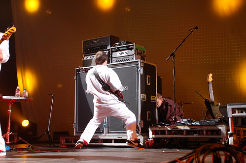 Weezer // Madison Square Garden // New York City // 9-24-08