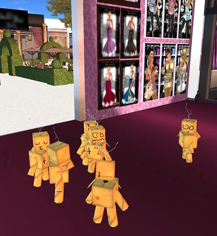 Boxbot Army