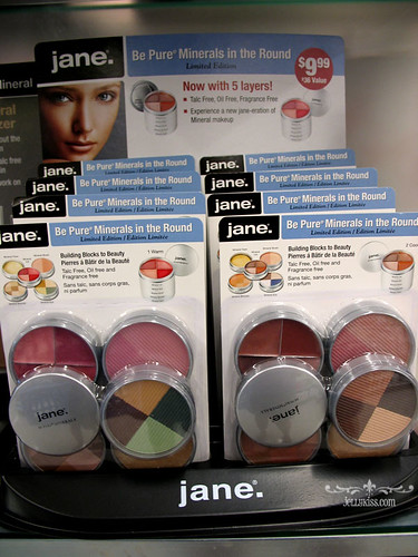 New Jane Be Pure Minerals in the Round