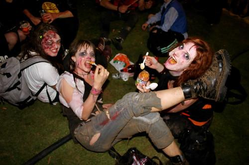 La cena de los zombies Medium