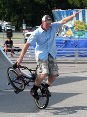 100 Things to see at the fair #36: Keith King