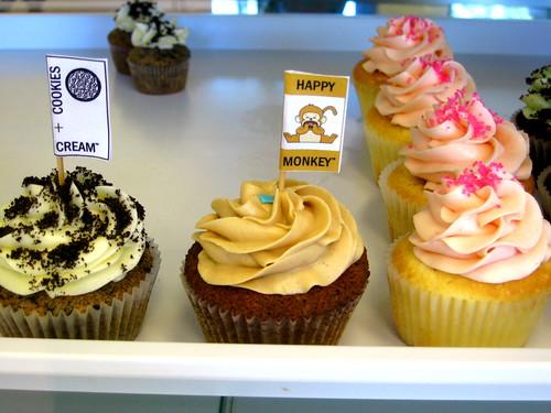 Cupcake Nametags