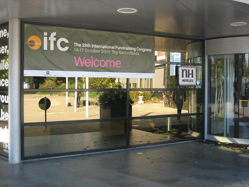 Welcome to the International Fundraising Congress 2008