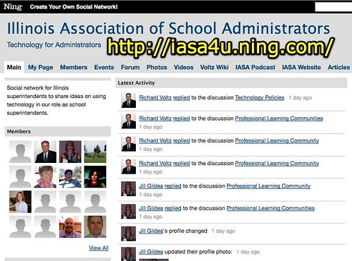 Illinois Association of School Administrators - Technology for Administrators