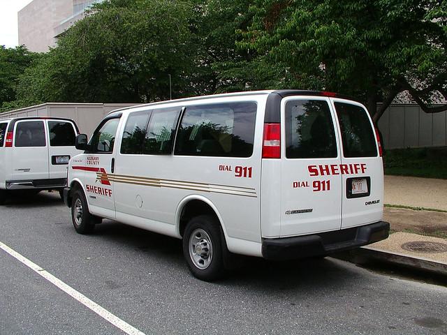 newyork sheriff allegany