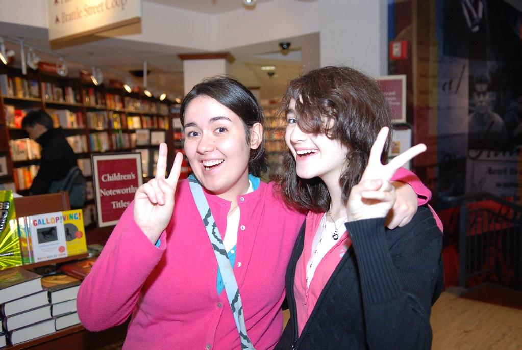 Sera and Rosie