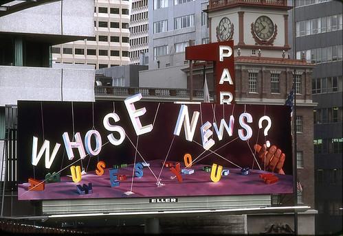 Whose News