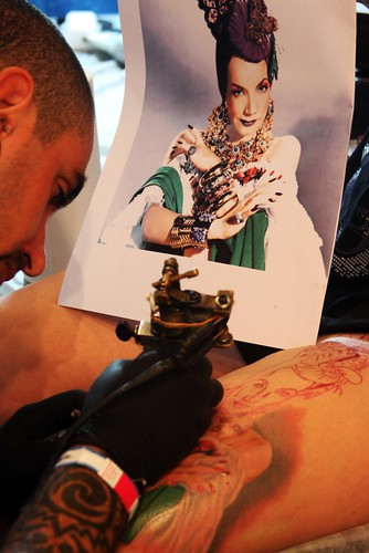 Tattoo - São Paulo, Brasil