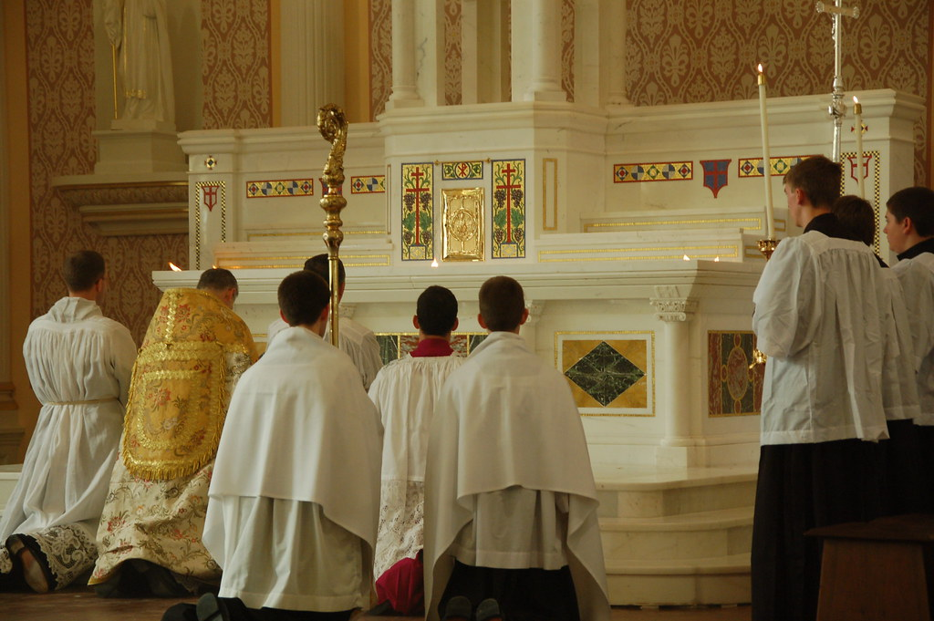 Consecration of Old St. Pat's 240