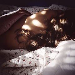 (Ana Cuba) Tags: light portrait bed paloma bububob